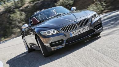 BMW Z4 sDrive35is frontal