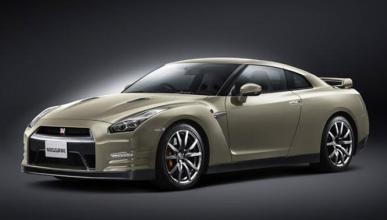 El Nissan GT-R 45 Aniversario se lanza solo para Japón