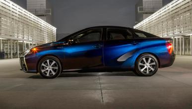 Toyota quiere coches con pila de combustible baratos