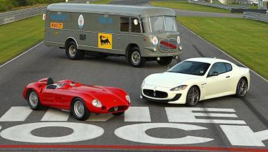 10 curiosidades sobre Maserati que quizá no conocías