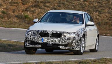 BMW Serie 3 Plug-in Hybrid - frontal