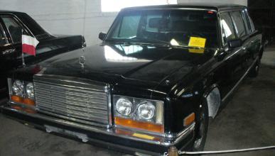 La limusina ZIL-41052 de Boris Yeltsin podría ser tuya