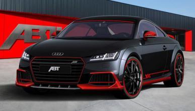 Un Audi TT de 310 CV en el Salón de Essen