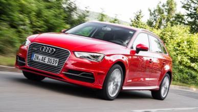 Audi A3 Sportback e-tron: prueba del A3 híbrido enchufable