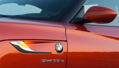 Descubrimos la mula del BMW Z5