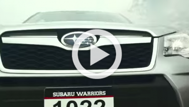 Subaru Warriors: Outback, Forester y XV presumen de poderío