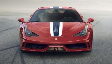Ferrari 458 Spider Speciale: ¡cazado!