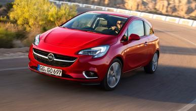 El Opel Corsa 2015 sale a la venta por 13.540 euros