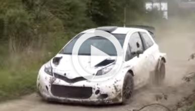 El Toyota Yaris WRC, próximo asalto al mundial de rallys