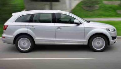 Así podría ser la segunda generación del Audi Q7