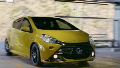 Toyota crea su propia máquina Rube Goldberg