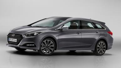 Hyundai i40 2015 - carrocería familiar - frontal