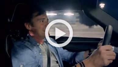 Richard Hammond disfruta a tope con el Porsche 918 Spyder