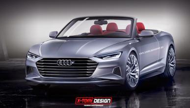 Audi Prologue, ¿descapotable?