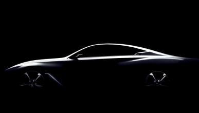 Primera imagen del Infiniti Q60 Concept
