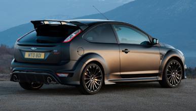 Ford confirma el lanzamiento del nuevo Ford Focus RS