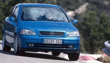 Primer Opel Astra OPC