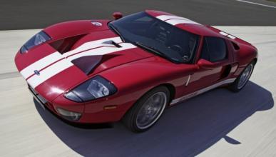 Nuevo Ford GT para el Salón de Detroit
