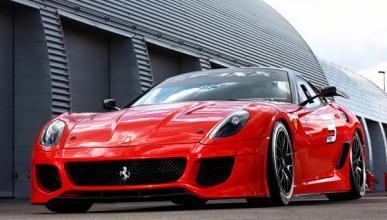 ¡Espectacular! Vídeo onboard del Ferrari 599XX en Abu Dhabi