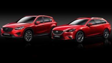 Mazda CX-5 2015, debut europeo en el Salón de Ginebra