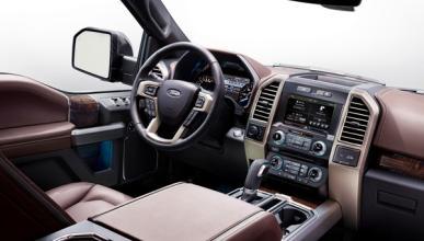 Ford F-150 SVT Raptor y Focus RS, ¿en el Salón de Detroit?