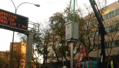 Instalan un nuevo 'superradar' en Madrid