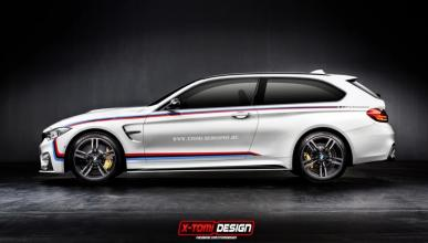 BMW M4 Shooting Brake