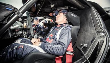 "Carlos Sainz: ""Vamos a intentar ganar el Dakar"""