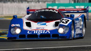 Primer teaser del Nissan GT-R LM Nismo
