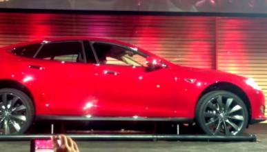 Vídeo: así es el intercambio de baterías de Tesla