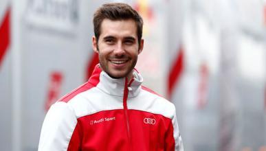 Miguel Molina renueva con Audi para correr en el DTM 2015