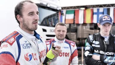 Kubica seguirá en 2015 en el WRC y correrá todos los rallys