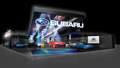 Subaru presentará tres prototipos en el Tokio Auto Salon
