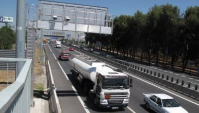 Los radares recaudan 508 millones de euros en tres años