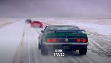 Top Gear estrenó el polémico programa especial en Patagonia
