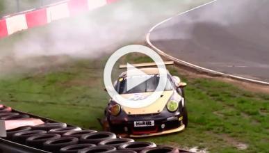 Los accidentes más espectaculares de Nürburgring en 2014