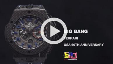 Hublot Big Bang Ferrari, un reloj de 26.000 euros
