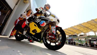 Libres Moto2 GP Malasia 2014: Rabat domina con autoridad