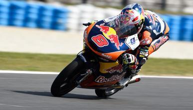 Clasificación Moto3 GP Malasia 2014: Miller mete presión