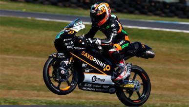 Resultados carrera Moto3 GP Malasia 2014