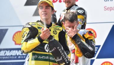 Resultados carrera Moto2 GP Malasia 2014
