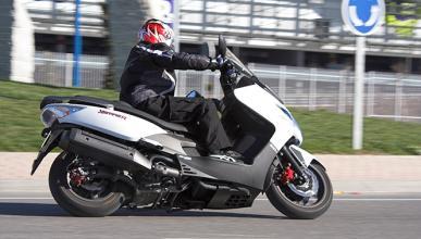 Siniestralidad en moto: el scooter, el más accidentado
