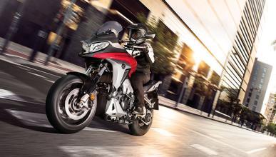 Anunciado el precio de la Honda VFR800X Crossruner