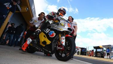 Parrilla de salida Moto2 GP Valencia 2014
