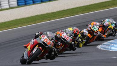 Resultados carrera Moto2 GP Valencia 2014