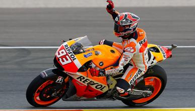 Carrera MotoGP Valencia 2014: Márquez suma su 13ª victoria