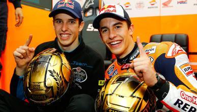 Los hermanos Márquez, campeones que hacen historia