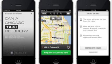 Uber ya vale más que Repsol