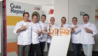 Guía Repsol 2015: grandes sitios para comer en España