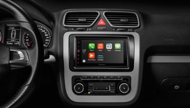 Apple CarPlay llega a los equipos Pioneer